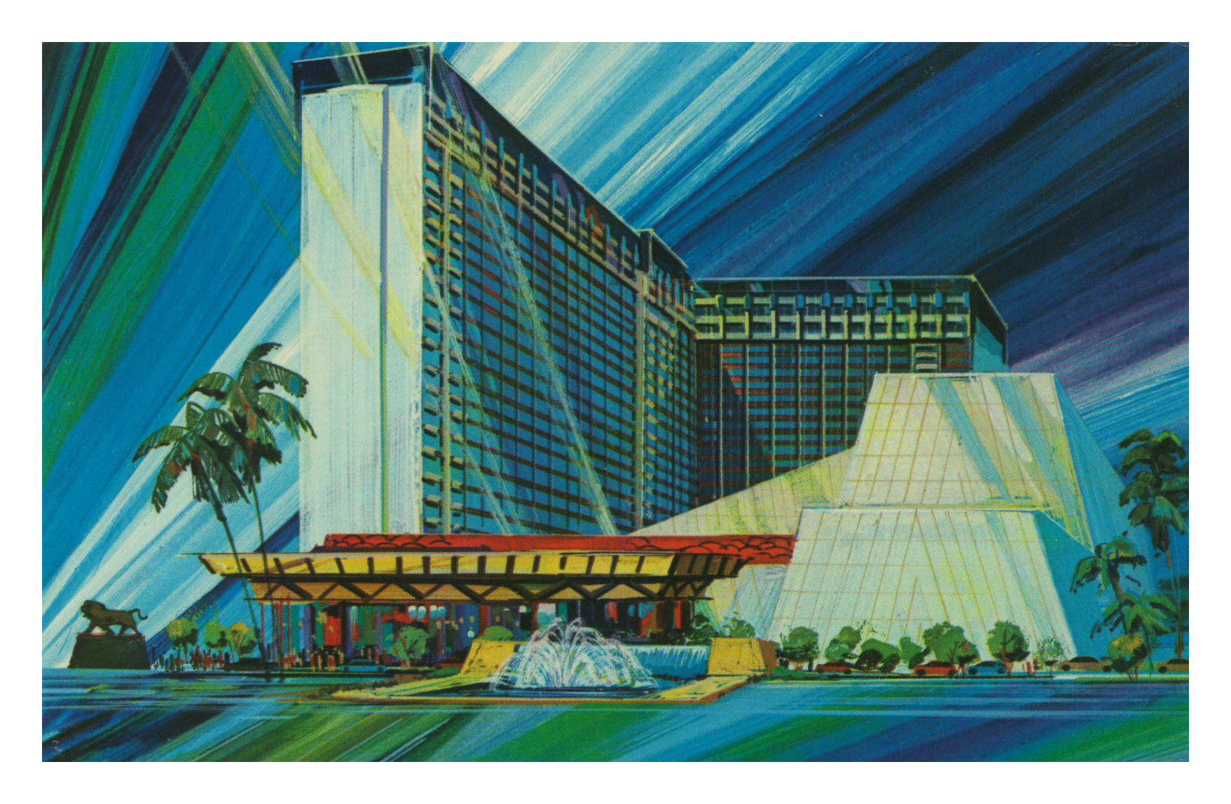 Fiery Demise of the MGM Grand |