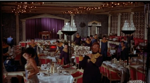 (The original) Bacchanal at Caesars...one of the few shots I've ever seen of the restaurant