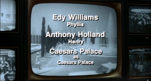 End credits of the film
