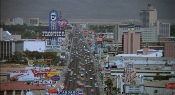 View of the Strip in '69