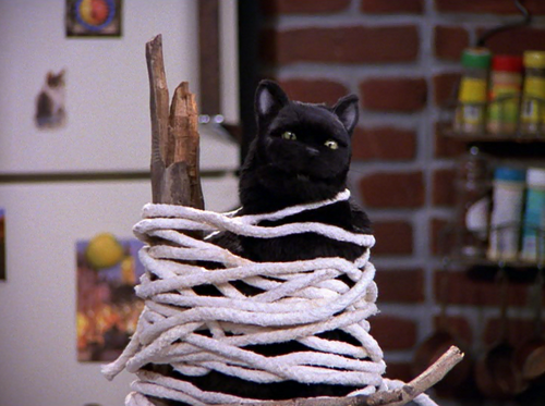 Salem at the stake