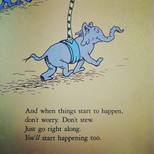 From the wise mind of Dr. Seuss