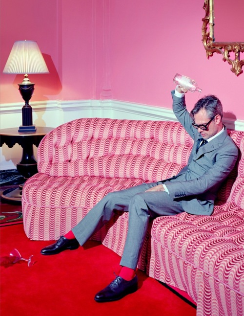 """Lost Weekend,"" Miles Aldridge, 2011."
