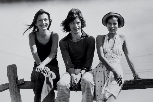 Lee, Mick, & Bianca...just hangin' out.