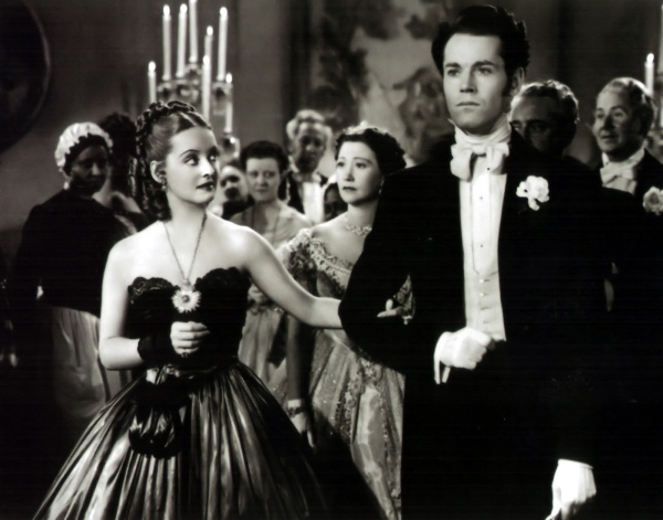 Bette Davis and Henry Fonda in 1938's 'Jezebel'